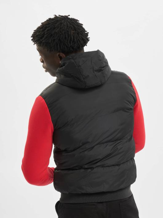 Urban Classics Lightweight Jacket Sweat Nylon Bubble black