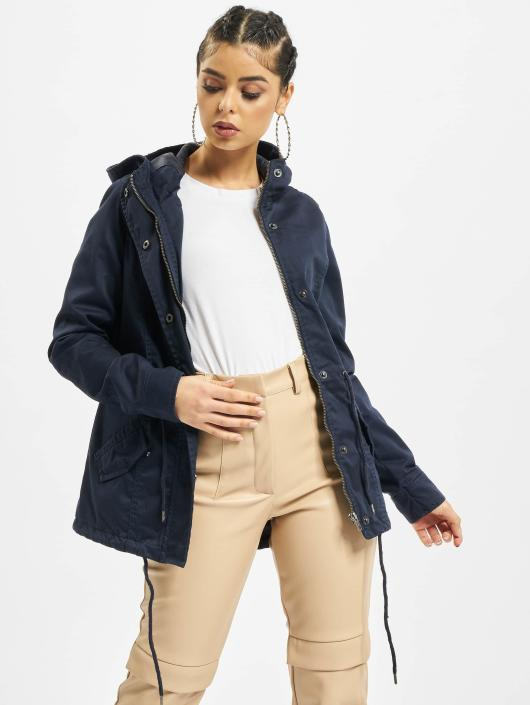 Urban Classics Lightweight Jacket Basic blue