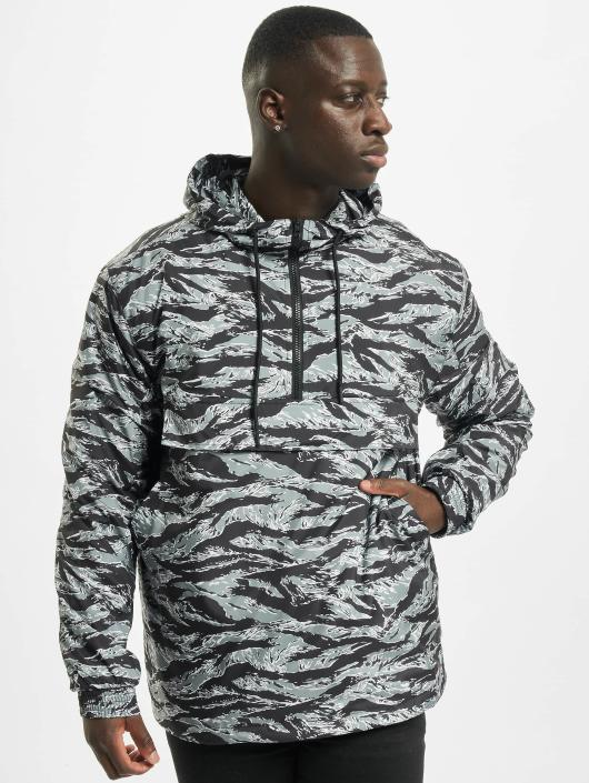 Urban Classics Lightweight Jacket Tiger Camo camouflage
