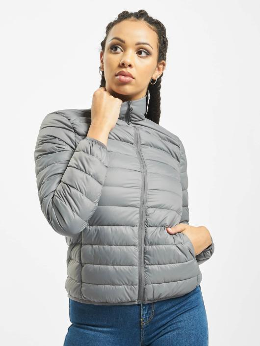 Urban Classics Lightweight Jacket Basic Down gray