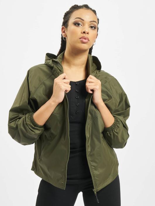Urban Classics Lightweight Jacket Olivia olive
