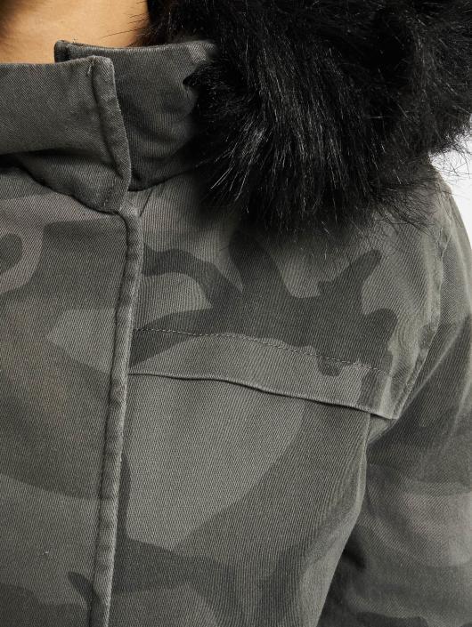 Urban Classics Mantel Overdyed Camo camouflage