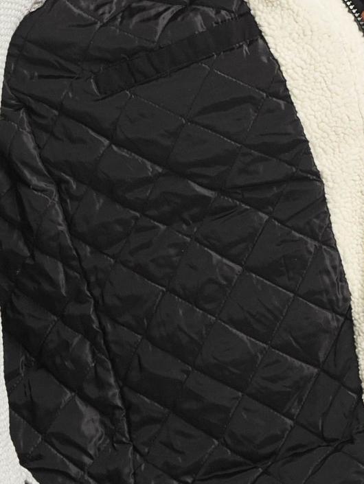 Urban Classics Mantel Canvas Cotton schwarz