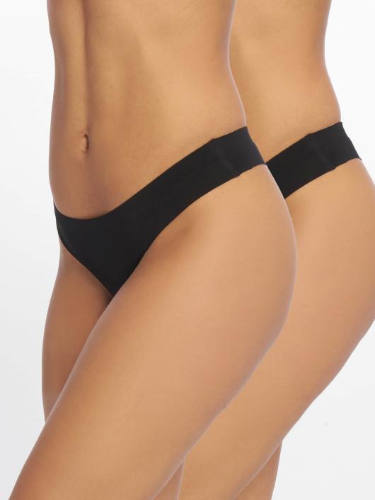 Urban Classics ondergoed 2-Pack Seamless zwart