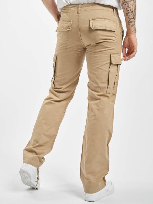 Urban Classics Pantalon cargo Camouflage beige