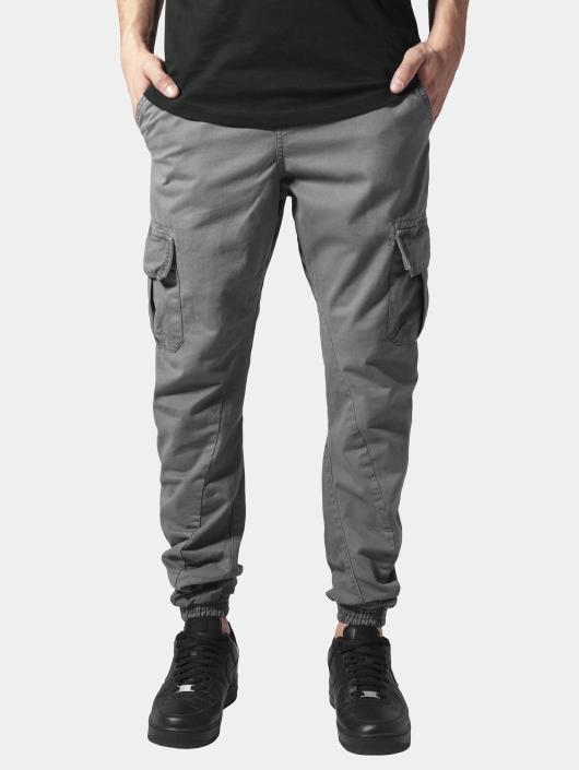 Urban Classics Pantalon cargo  gris