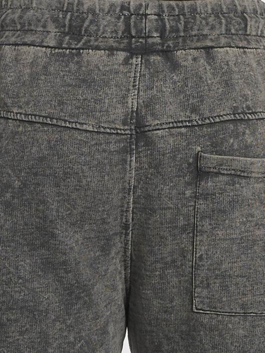 Urban Classics Pantalón cortos Vintage Terry gris