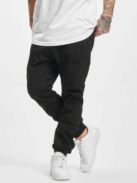 Urban Classics Pantalone ginnico Stretch nero
