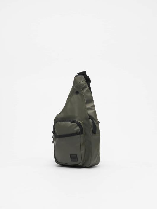 Urban Classics Plecaki Multi Pocket oliwkowy