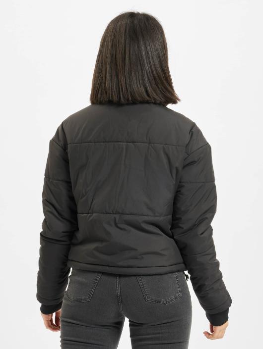 Urban Classics Puffer Jacket Oversized High Neck black
