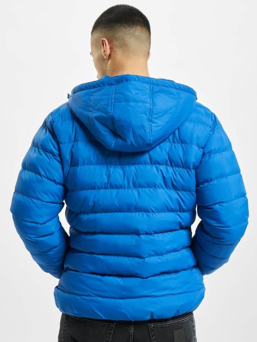 Urban Classics Puffer Jacket Basic Bubble blau