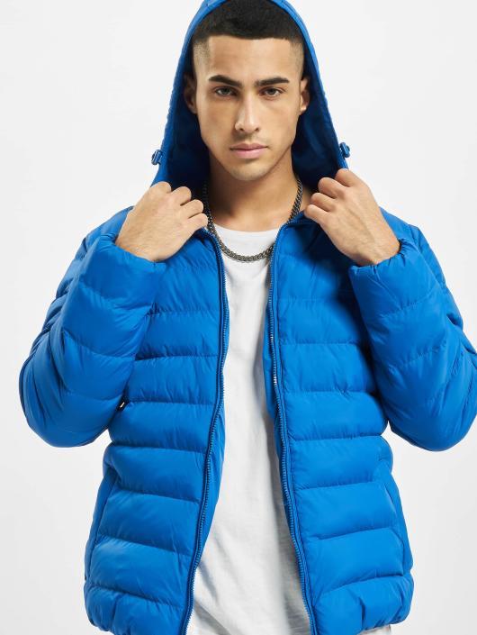 Urban Classics Puffer Jacket Basic Bubble blue