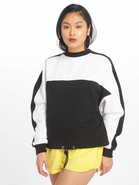 Urban Classics Pullover Oversize Two Tone black
