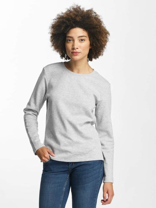 Urban Classics Pullover Athletic Interlock grau