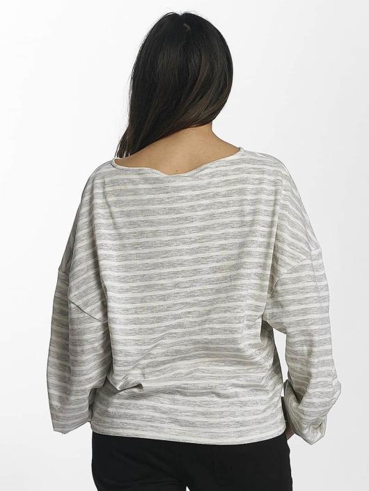 Urban Classics Pullover Oversize Stripe gray