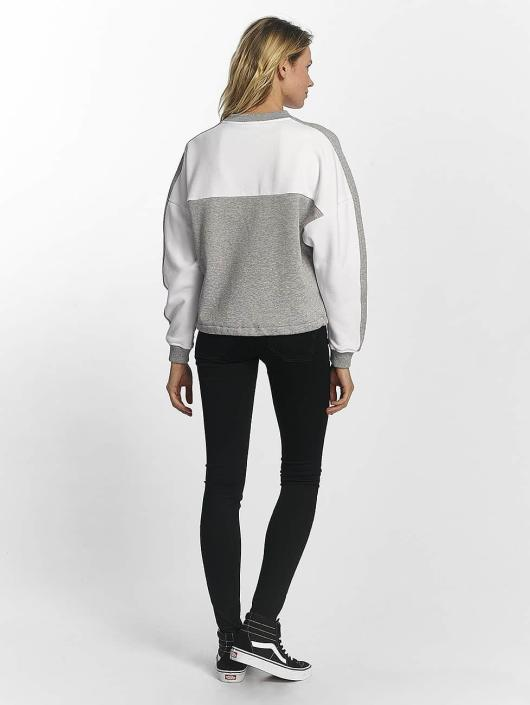 Urban Classics Pullover Oversize Two Tone gray