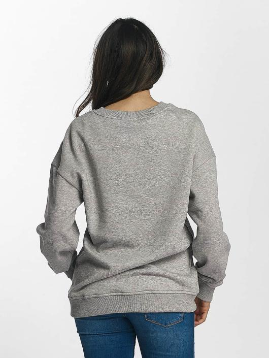Urban Classics Pullover OversizeSweatshirt gray