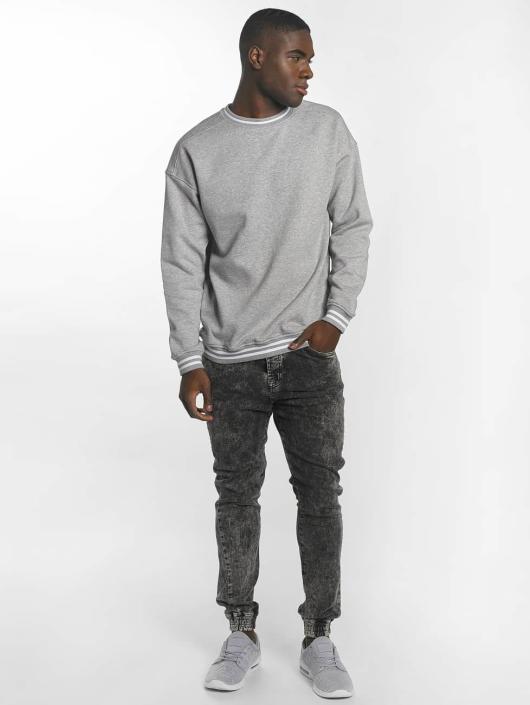Urban Classics Pullover College gray