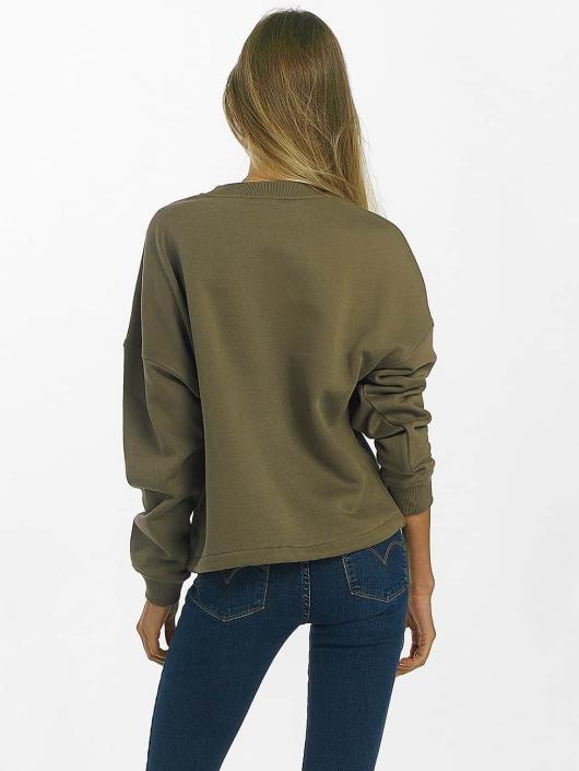 Urban Classics Pullover Pull grün