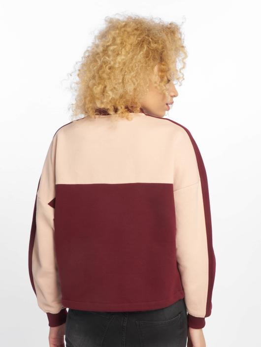 Urban Classics Pullover Two Tone red