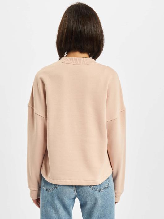 Urban Classics Pullover Ladies Oversized rosa