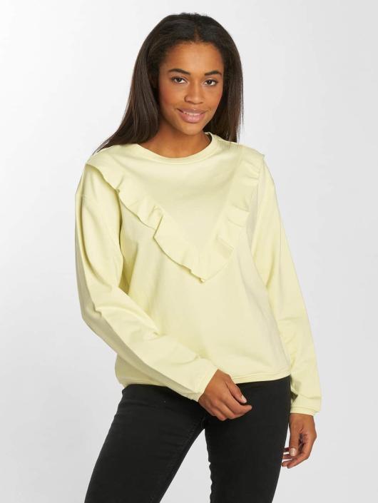 Urban Classics Pullover Terry yellow