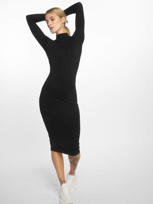 Urban Classics Robe Ladies Turtleneck noir