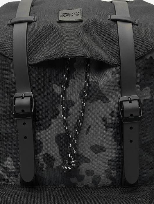 Urban Classics Rucksack Camo camouflage