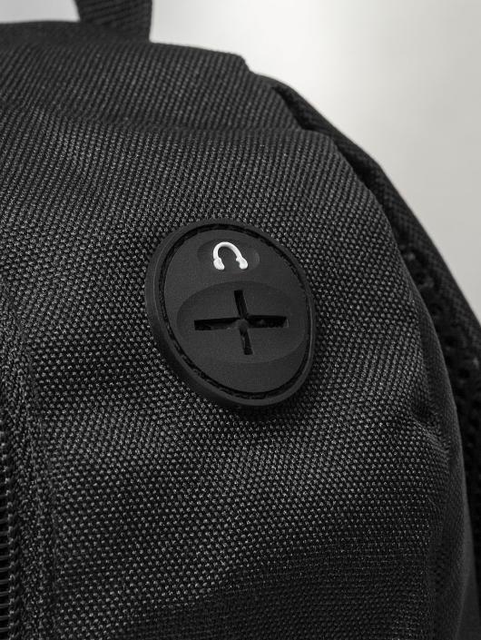 Urban Classics Rucksack Leather Imitation schwarz