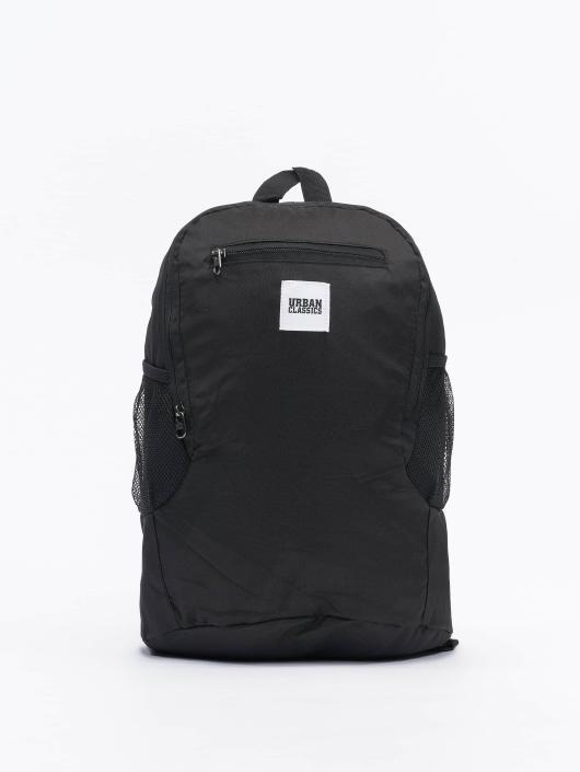 Urban Classics Rucksack Foldable schwarz