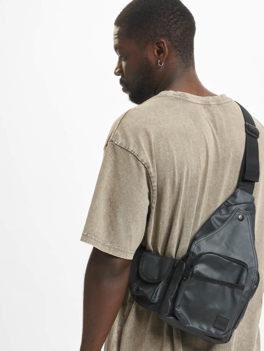 Urban Classics rugzak Multi Pocket zwart