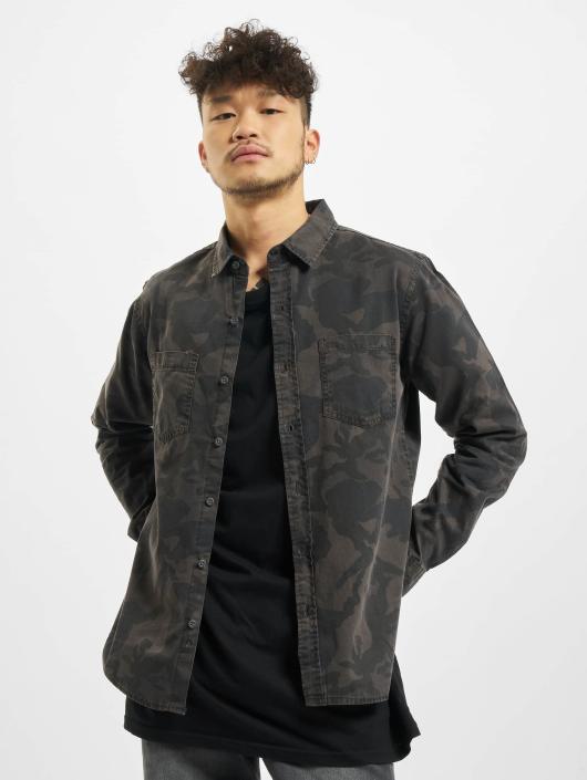 Urban Classics Shirt Camo camouflage