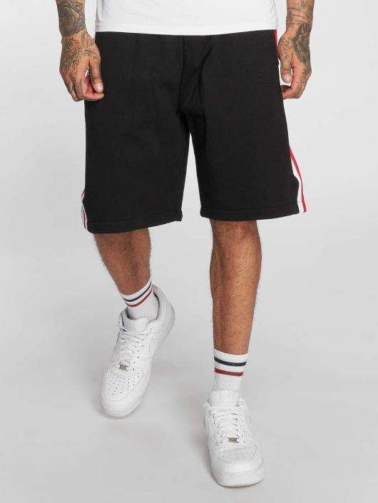 Urban Classics Short Stripe Sweat black