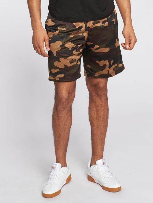 Urban Classics 475724 Camo Camouflage Short Mesh Homme 0wPXN8Onk