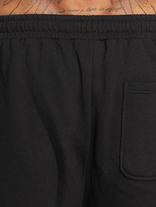 Urban Classics Short Stripe Sweat noir