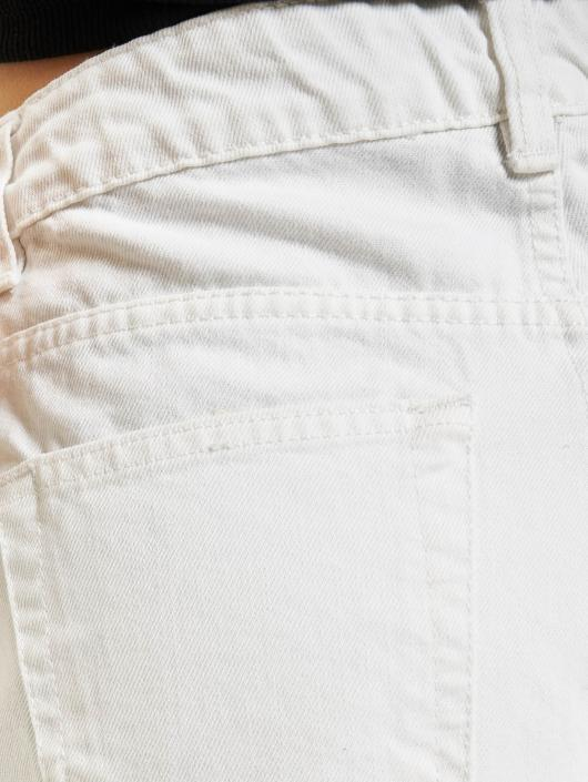 Urban Classics Short Denim white