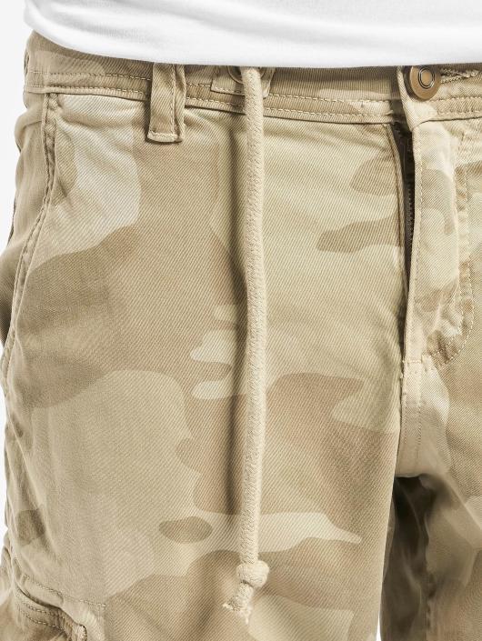 Urban Classics Shorts Camo Cargo beige