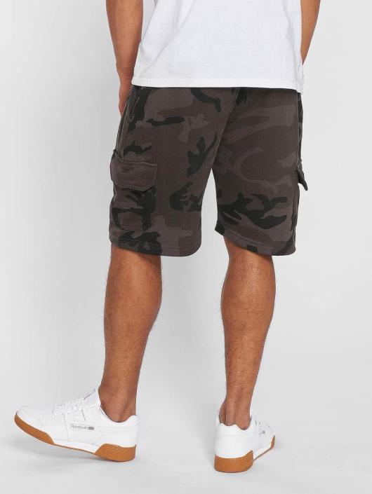 Urban Classics Shorts Camo Terry camouflage
