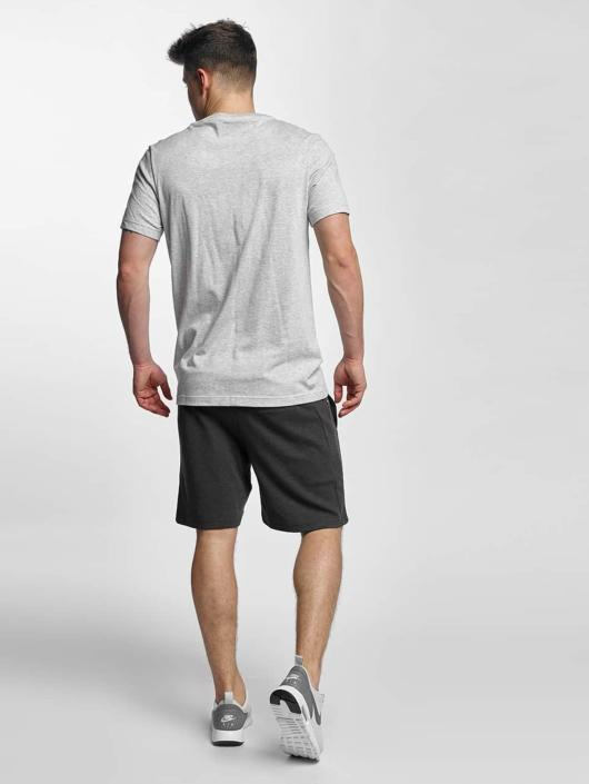 Urban Classics Shorts Interlock grå