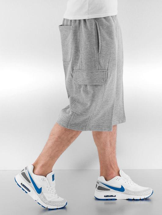 Urban Classics Shorts Cargo Sweatshorts grå