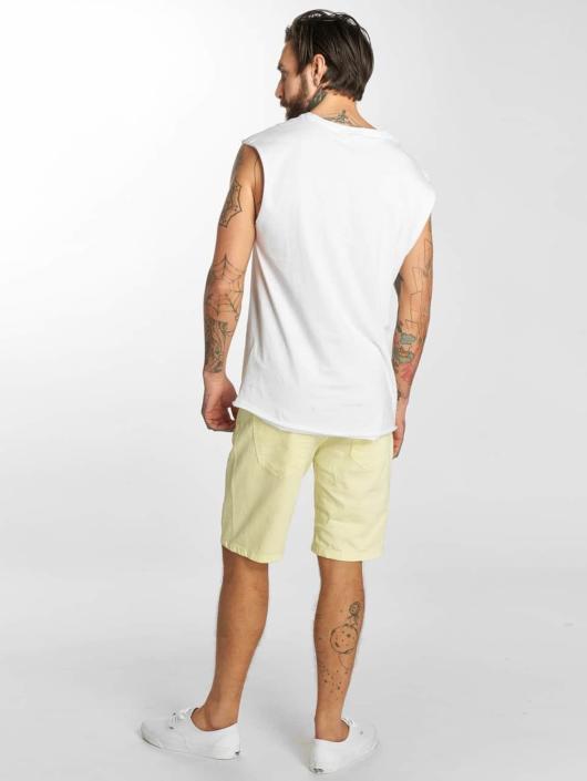 Urban Classics Shorts Twill Stretch gul