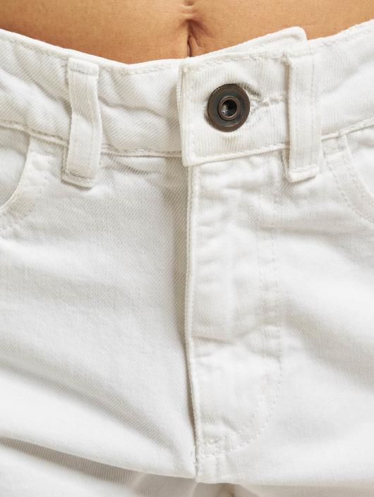Urban Classics Shorts Denim hvit