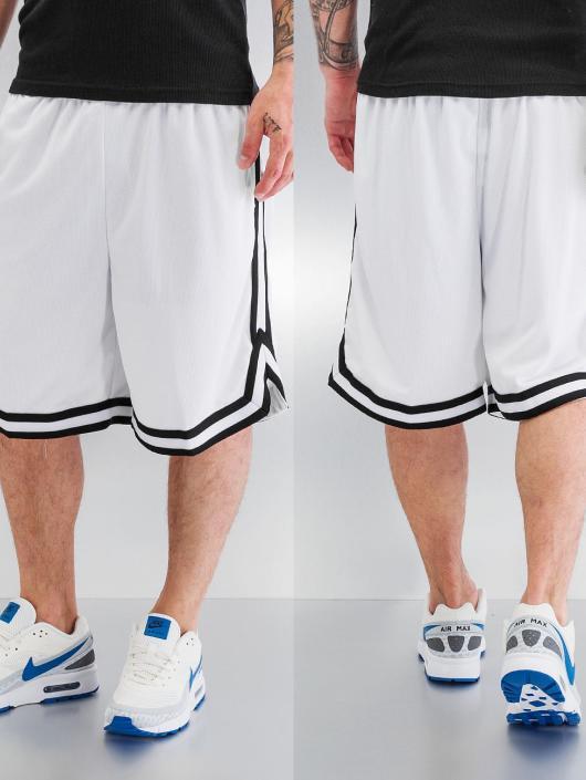 Urban Classics Shorts Stripes Mesh hvit