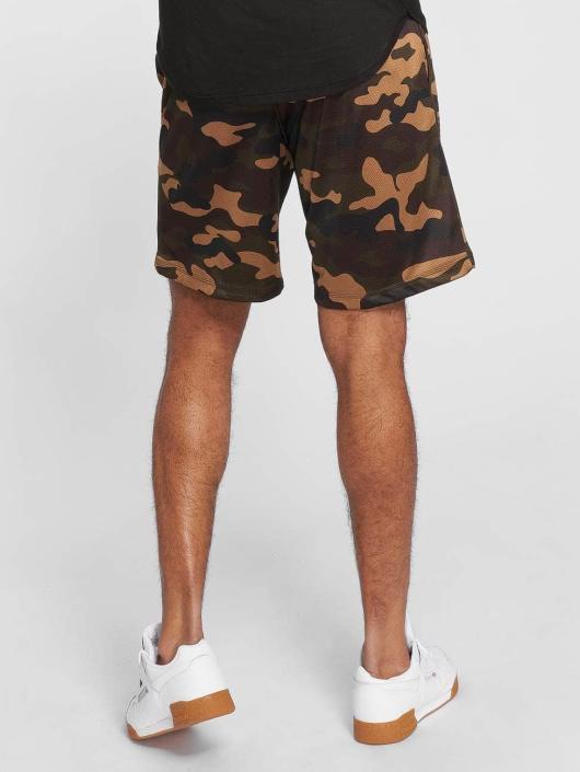 ca2ae54391 Urban Classics Byxor / Shorts Camo Mesh i kamouflage 475724