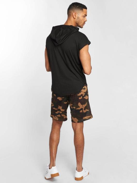 Urban Classics Shorts Camo Mesh kamuflasje