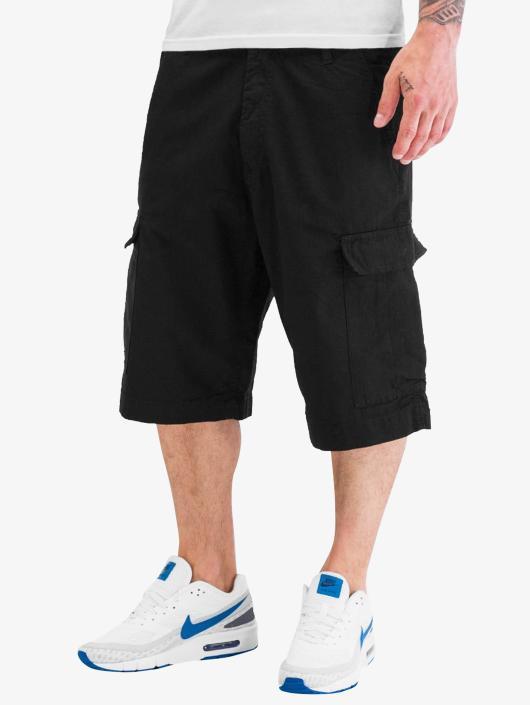 Urban Classics Shorts Camouflage schwarz