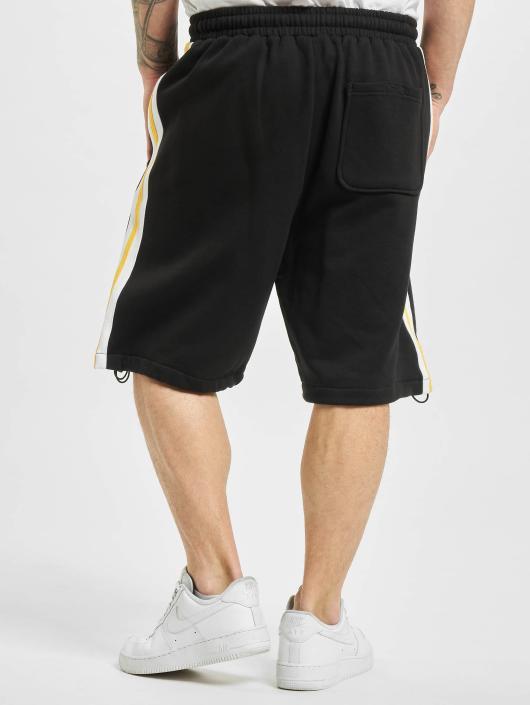 Urban Classics Shorts Stripe Sweat schwarz