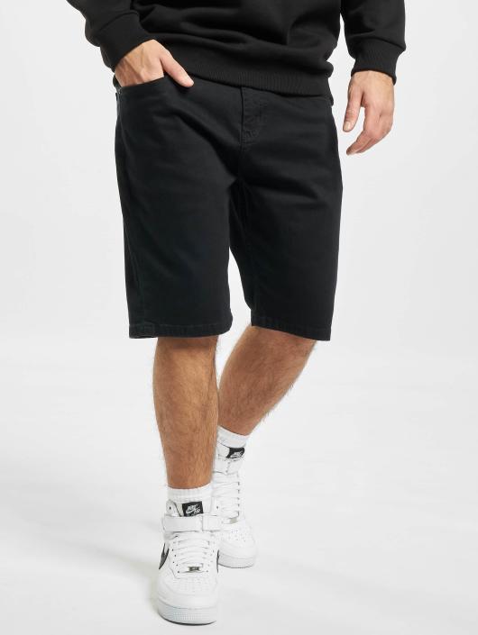 Urban Classics Shorts Twill Stretch schwarz