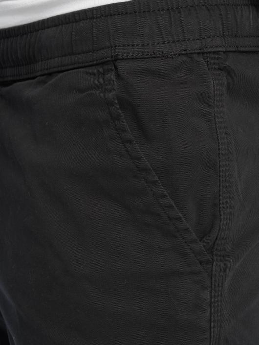Urban Classics Shorts Hobart Stretch Twill svart