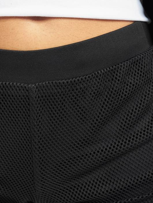 Urban Classics Shorts Double Layer svart